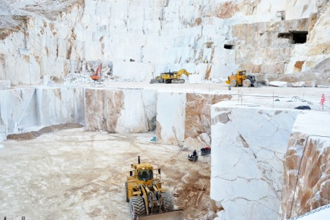 Special: Marble Caves